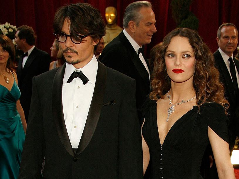 Johnny Depp i Vanessa Paradis  /Getty Images/Flash Press Media