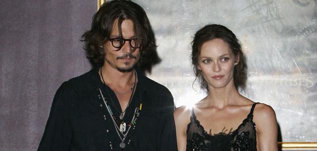 Johnny Depp i Vanessa Paradis, fot. Francois Durand  /Getty Images/Flash Press Media