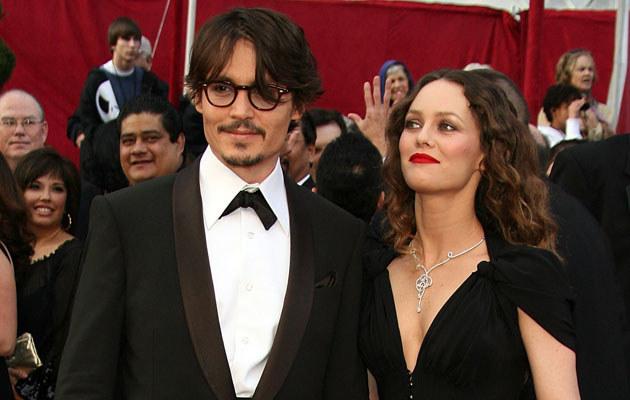 Johnny Depp i Vanessa Parais byli parą kilkanaście lat /Frazer Harrison /Getty Images