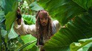 Johnny Depp jako Jack Sparrow w szpitalu dziecięcym