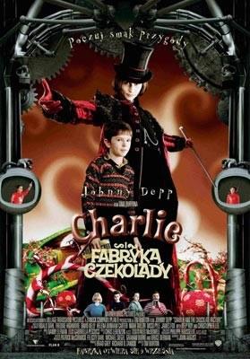 Johnny Depp jako Willy Wonka /