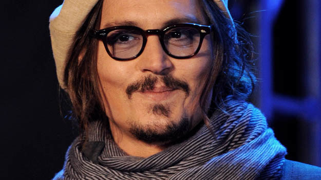 "Johnny Depp jest również narratorem filmu ""When You're Strange"" - fot. Kevin Winter /Getty Images/Flash Press Media"
