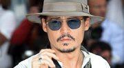 Johnny Depp: Jestem szczęściarzem