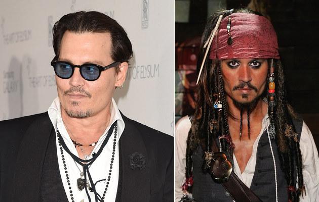 Johnny Depp kupił sobie wyspę! /Jason Merritt, Gareth Cattermole /Getty Images
