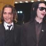 Johnny Depp, Marilyn Manson i Kuba Rozpruwacz