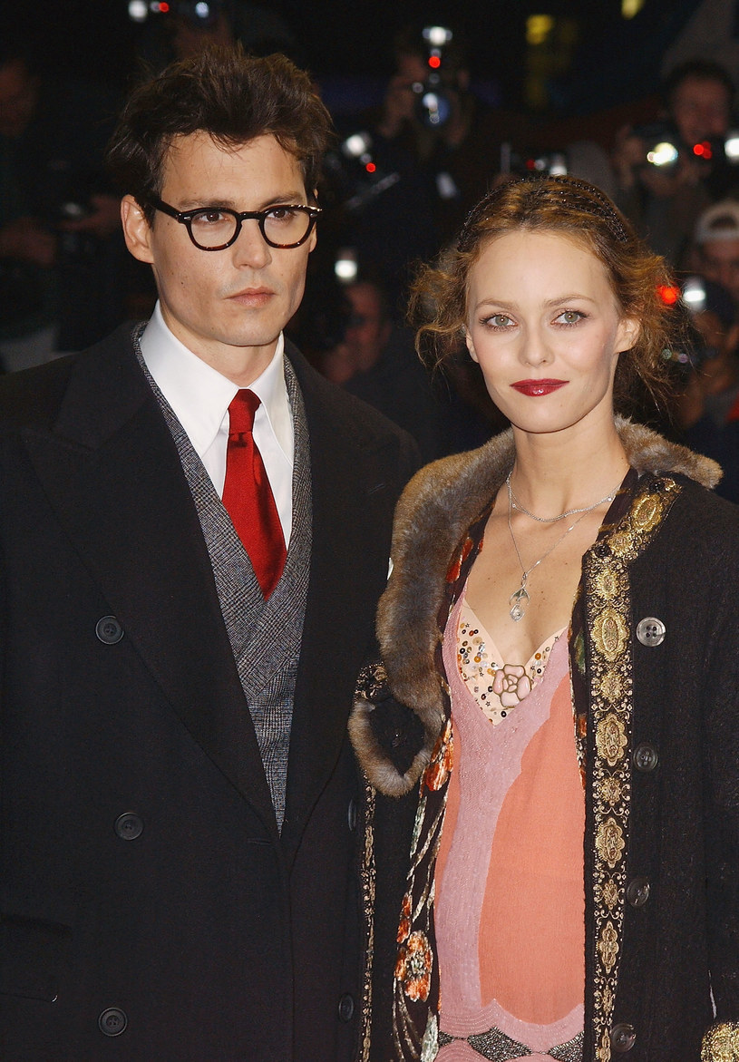 Johnny Depp nadal kocha Vanessę Paradis /David Westing /Getty Images