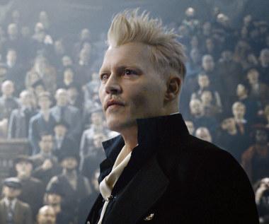 """Johnny Depp nie zagra już w serii """"Fantastyczne zwierzęta"""""""