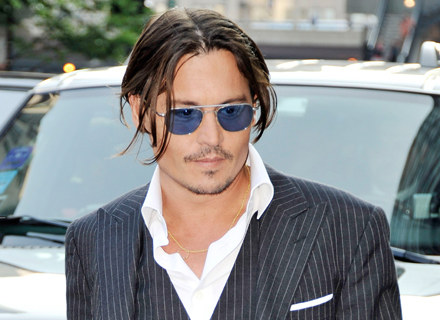 Johnny Depp nie zostanie Don Kichotem / fot. Kevin Winter /Getty Images/Flash Press Media