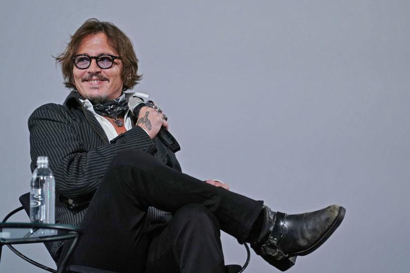 Johnny Depp pokonał byłą żonę w sądowej batalii /Thomas Niedermueller/Getty Images for ZFF /Getty Images