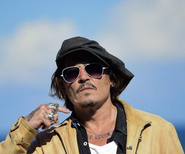 Johnny Depp twierdzi, że jest bojkotowany przez Hollywood