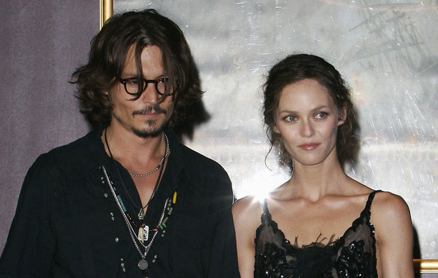 Johnny Depp, Vanessa Paradis /Francois Durand /Getty Images/Flash Press Media