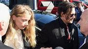 Johnny Depp w furii chciał udusić Amber Heard?!