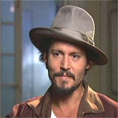 Johnny Depp zadebiutował u Burtona jako Edward Nożycoręki /INTERIA.PL