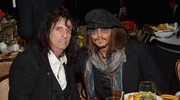 Johnny Depp zagra Alice'a Coopera?
