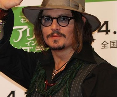 Johnny Depp zagra Apacza