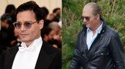 Johnny Depp zmienił się nie do poznania!