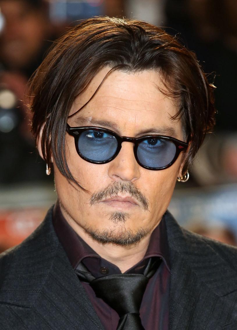 Johnny Depp znów ma problem z alkoholem /Tim P. Whitby /Getty Images