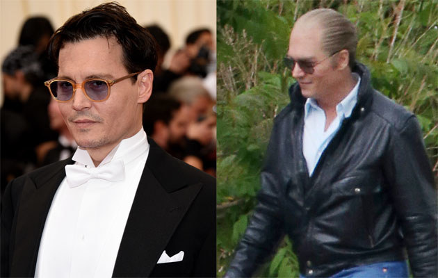 Johnny Depp /Larry Busacca, PacificCoastNews/EAST NEWS /Getty Images