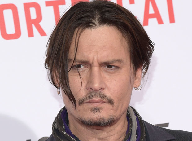 Johnny Depp /123RF/PICSEL