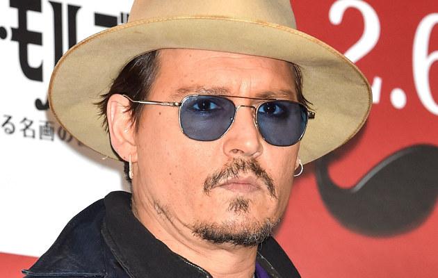 Johnny Depp /Koki Nagahama /Getty Images