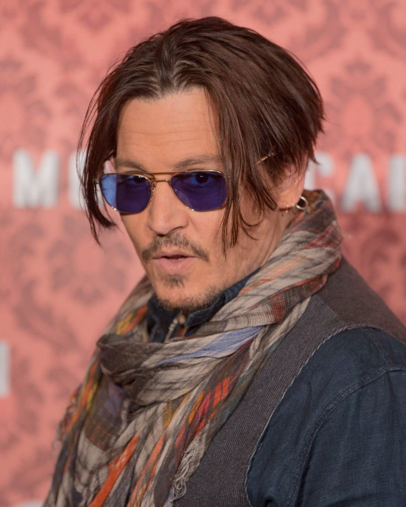 Johnny Depp /Christian Marquardt /Getty Images