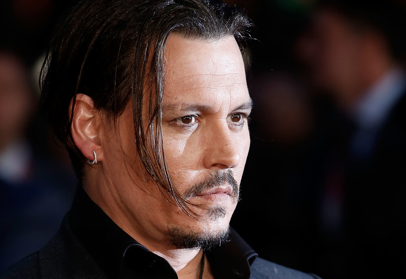 Johnny Depp /Getty Images