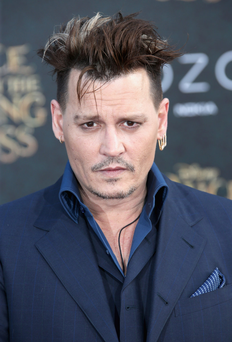 Johnny Depp /Frederick M. Brown /Getty Images