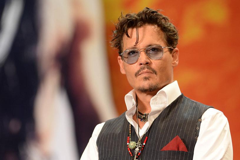 Johnny Depp /Atsushi Tomura /Getty Images