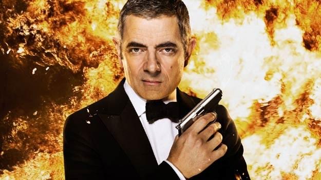 Johnny English. Prawie jak James Bond... /materiały dystrybutora