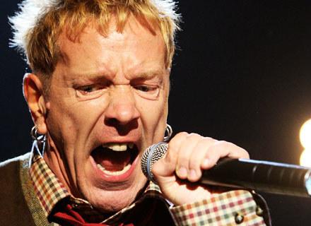Johnny Rotten (Sex Pistols) - fot. Dave Hogan /Getty Images/Flash Press Media