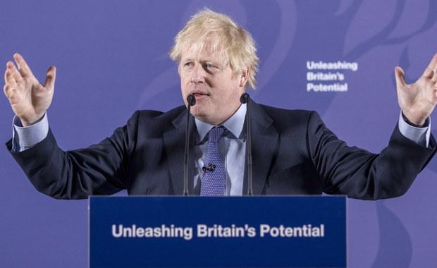 Johnson: Nie ma potrzeby dostosowywania się do regulacji UE