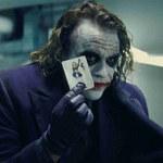Joker najlepszym złoczyńcą