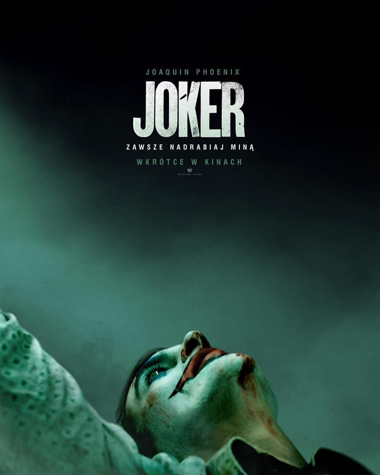 """""""Joker"""" trafi do kin 4 października /Warner Bros /materiały dystrybutora"""