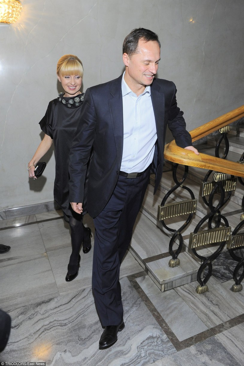Jola i Leszek /- /East News