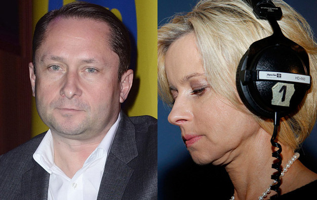 Jola Pieńkowska zastąpi Kamila? /Krzemiński Jordan /AKPA
