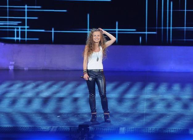 "Jola Tubielewicz w ""Must Be The Music"" /fot. Polsat/Studio 69"