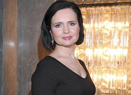 Jolanta Fajkowska / fot. Andras Szilagyi /MWMedia