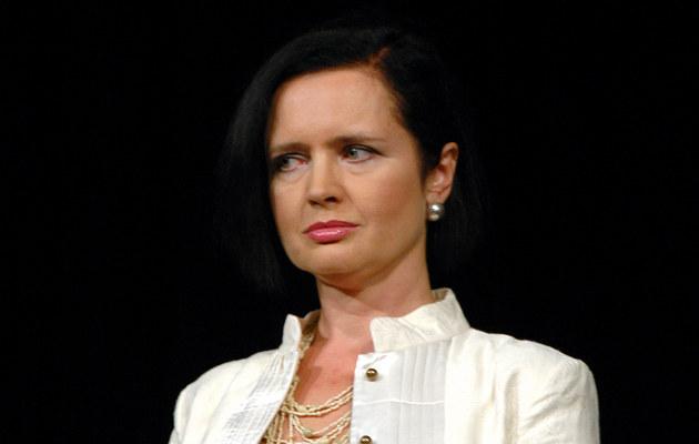 Jolanta Fajkowska, fot.Marek Ulatowski  /MWMedia