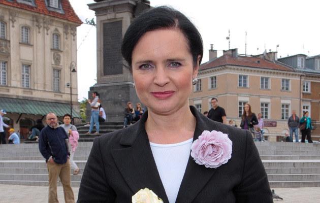Jolanta Fajkowska, fot. Paweł Przybyszewski  /MWMedia