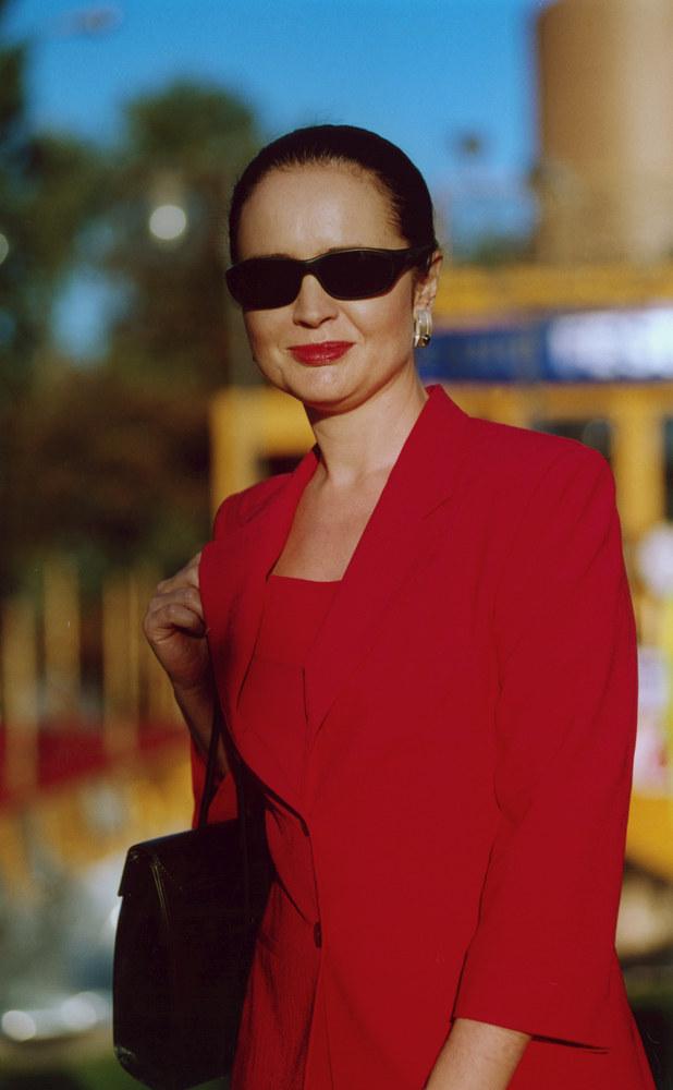 Jolanta Fajkowska jest żywą legendą polskiej telewizji /Gałązka /AKPA