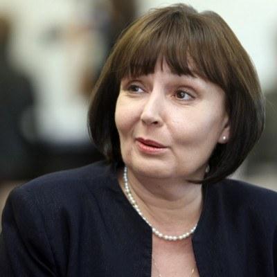 Jolanta Fedak, minister pracy i polityki społecznej, fot. Bartosz Krupa /Agencja SE/East News