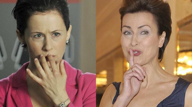 Jolanta Fraszyńska i Danuta Stenka to tylko 2. z wielu polskich gwiazd, które zmagały się z depresją /AKPA