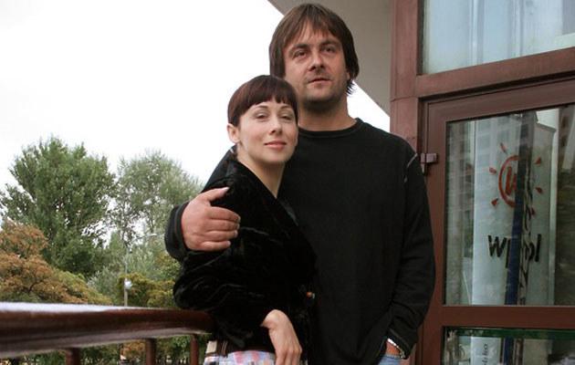 Jolanta Fraszyńska i Grzegorz Kuczeriszka, fot. Mikulski  /AKPA