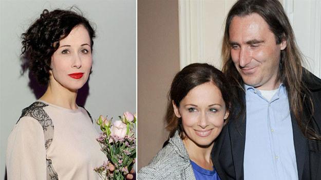Jolanta Fraszyńska z Tomaszem Zielińskim /Agencja W. Impact