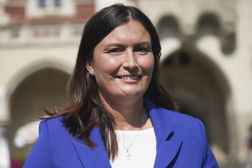 Jolanta Gajęcka /Beata Zawrzel /Reporter