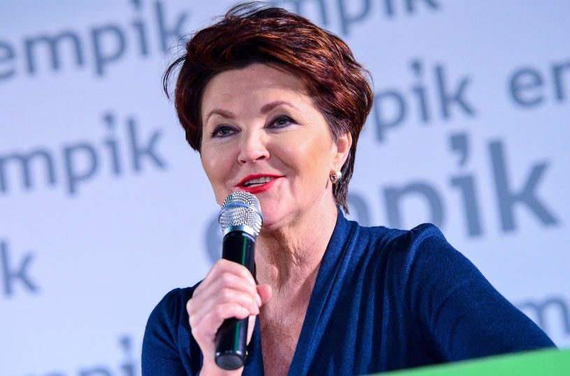 Jolanta Kwaśniewska - była pierwsza dama /Mariusz Gaczyński /East News