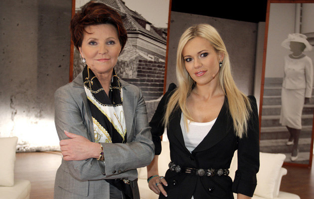 Jolanta Kwaśniewska, Doda /fot.Bartosz Krupa  /East News