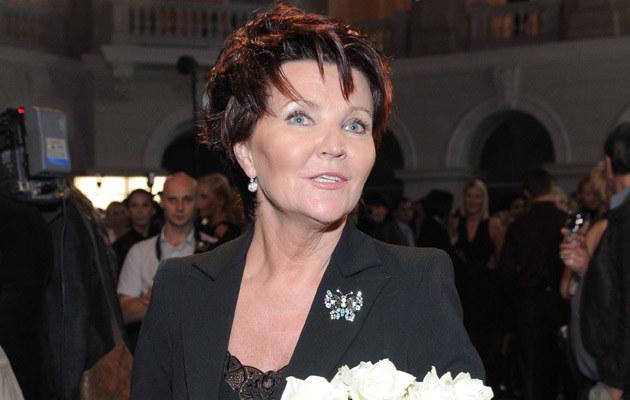 Jolanta Kwaśniewska, fot. Andrzej Szilagyi  /MWMedia