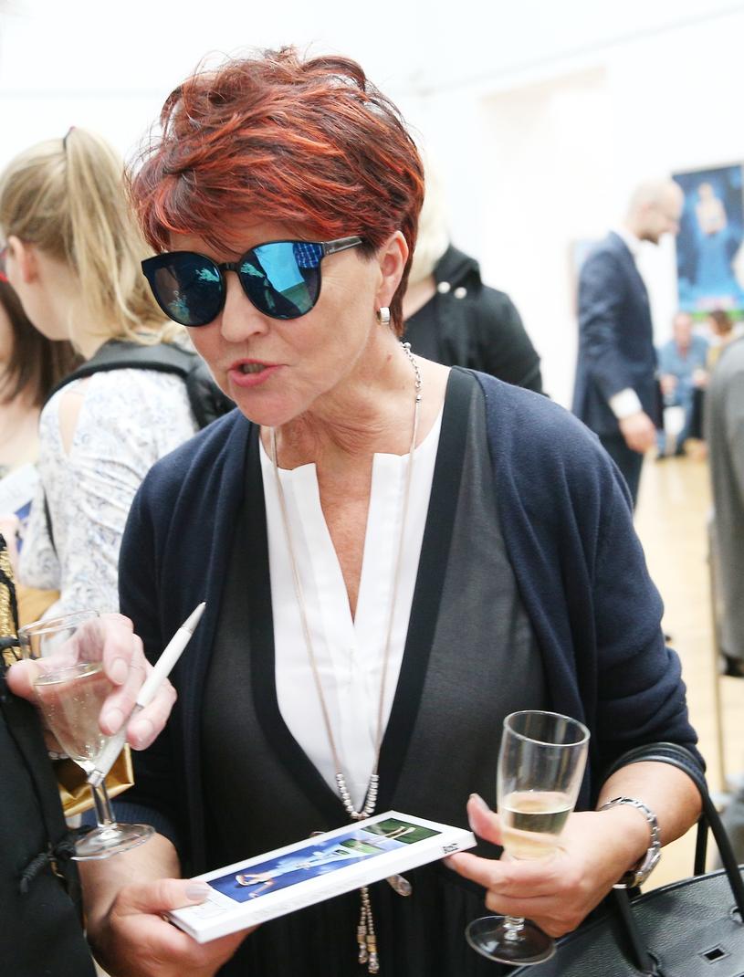 Jolanta Kwaśniewska, fot. Klamka /East News