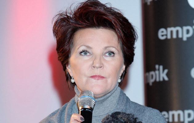 Jolanta Kwaśniewska, fot.Paweł Wrzecion  /MWMedia